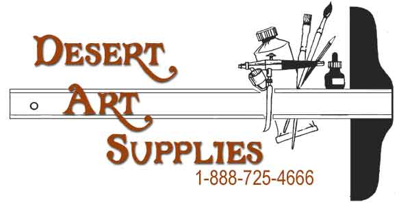 Desert Art Supplies